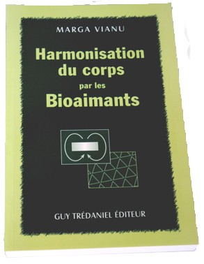 Harmonisation du corps par les bio-aimants più 2 Cosam Plus