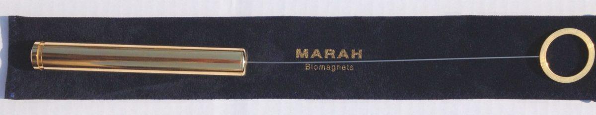 Biotester in ottone dorato